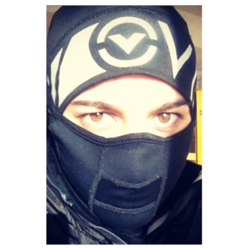 Ninja Belle. Credit: @bellebrockhoff instagram